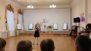 Мама я целую твои руки - Катерина Баранова (8 лет)