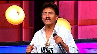 El 'Papá de la salsa' Frankie Ruiz hizo bailar al jurado de Yo Soy