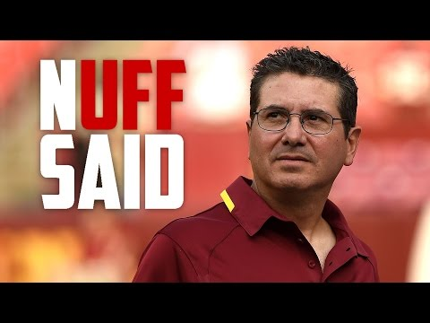 Dan Snyder made the NFL's biggest tire fire, and it won't die until he does (Nuff Said, Ep. 1)