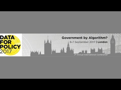 Government by Algorithm? - Day 2