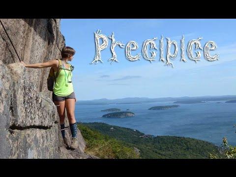 Unboring Exploring: Precipice Trail, Acadia NP