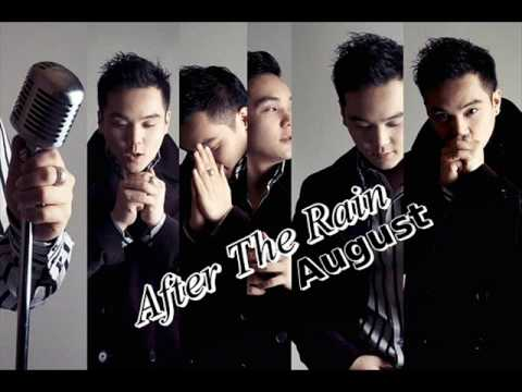 August - After The Rain (2010)