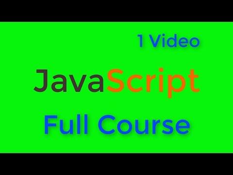 javascript-tutorial-for-beginners- -full-course