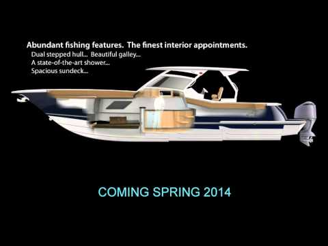 Scout Boats NEW 420 LXF Luxury Sportfisher