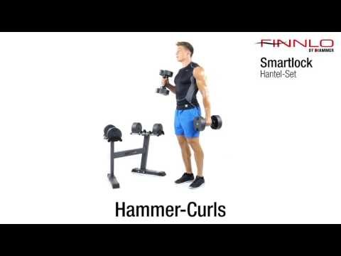 Hantel-Set Smartlock  