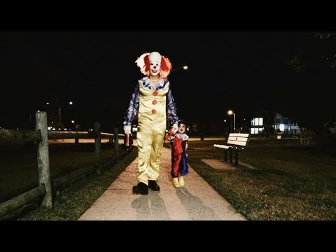 DON'T LOOK BACK (Short Horror Film)