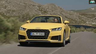 Audi TT Roadster - Driving Scenes | Reviews Cars | STT