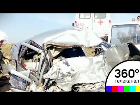 Страшное ДТП в Крыму унесло жизни пятерых человек