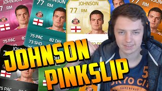 FIFA 15 Ultimate Team - EVERY ADAM JOHNSON ON THE MARKET PINK SLIPS! FIFA 15 ULTIMATE TEAM I GIVE UP
