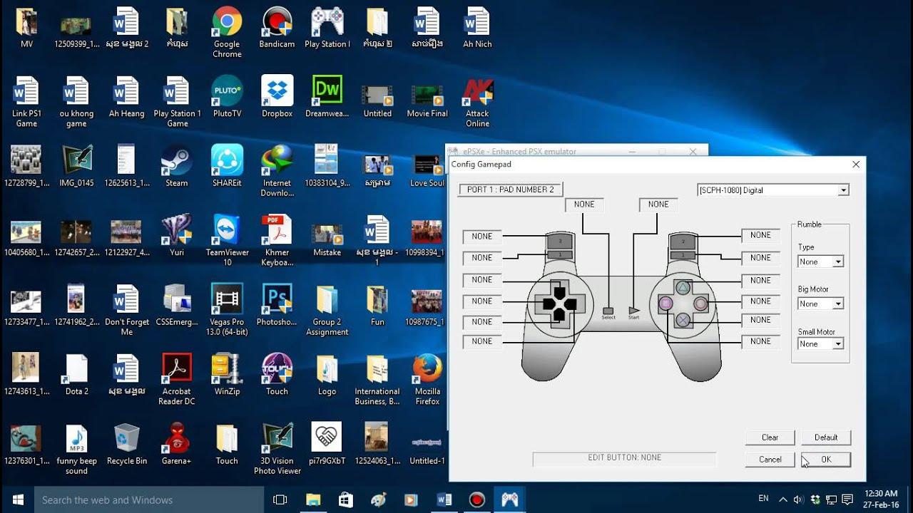 Fix ePSXe Black Screen