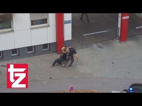 München - Einsatz-Video: