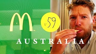 McDonald's der Zukunft - AUSTRALIEN - WORK & TRAVEL | REISEVLOG - TRAVELVLOG