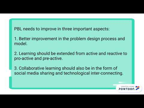 PBL - The Way Forward - Dr Hussain03pptx