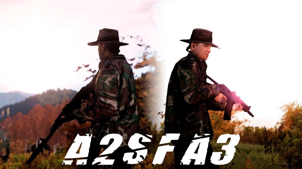 ArmA2 Sounds For ArmA3 (MOD) | Trailer