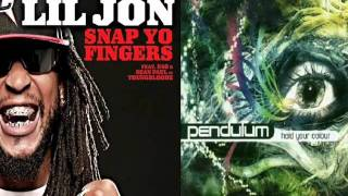 Pendulum - slam your fingers (lil john remix)