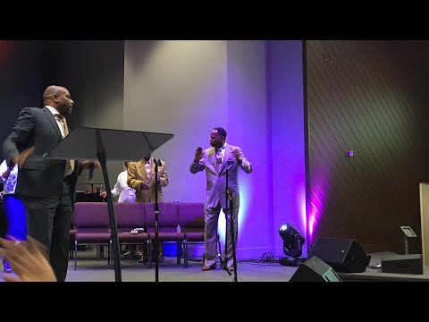 ELEVATE Worship, Bishop Richard Young CCDC Summer 2018 Conference