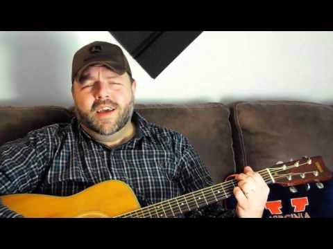 Marcus Boyd sings Luckenbach Texas (Waylon Jennings cover)