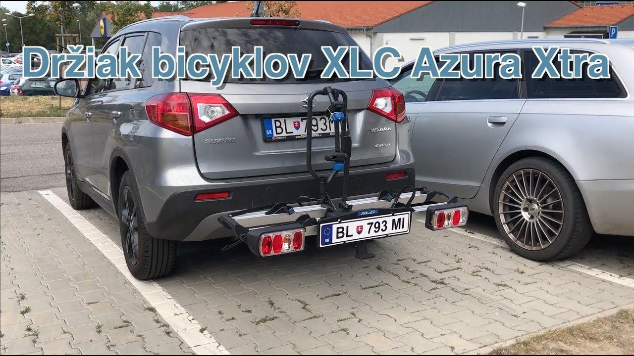 6dcede999 Nosič bicyklov XLC Azura Xtra pre ťažné zariadenie | cShop.sk
