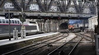 Verkehrschaos in Frankreich: Großteil aller Züge fällt an Weihnachten aus