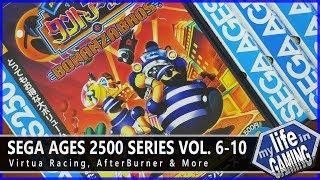 Sega Ages 2500 Vol. 6 - 10 - PS2 Remakes of Virtua Racing & More / MY LIFE IN GAMING