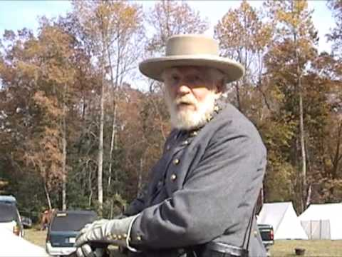 Interview with General Robert E Lee