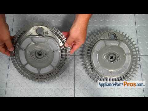 Dishwasher Filter Assembly (part #ADQ32598202) - How To Replace