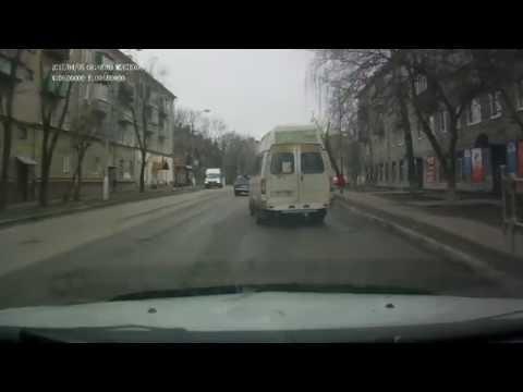 г.Балашиха, ул. Свердлова - The Road Of Hell.