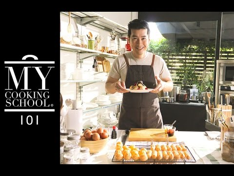My Cooking School 101 Ep5 : Choux Pastry
