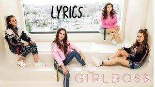 4LIFE - GIRLBO$$ (Lyrics)