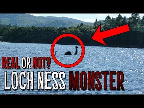 The Loch Ness Monster -  Scotland (Folklore/Nessie)