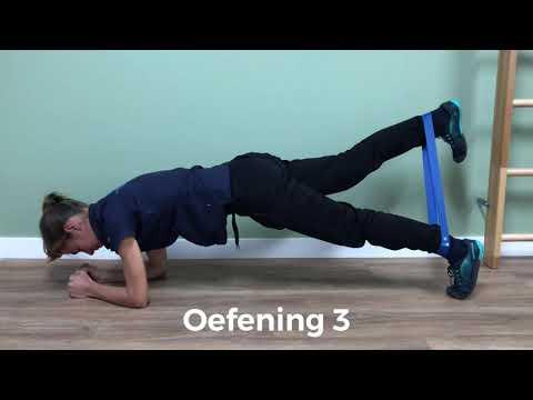 Weerstandsband oefeningen overig 1