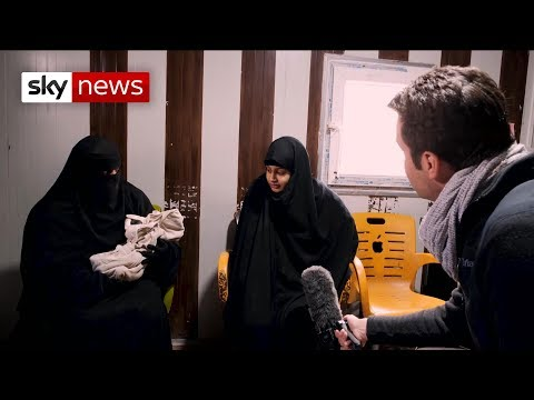Breaking News: Shamima Begum says people should have sympathy