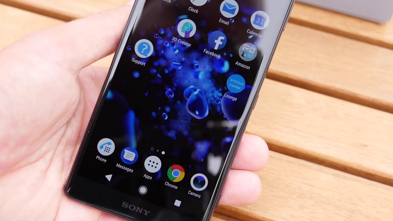 Sony Xperia XZ2 Review: Fantastic Camera, Unique Design
