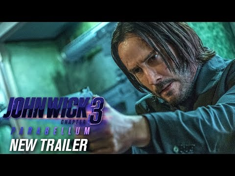John Wick: Chapter 3 - Parabellum (2019 Movie) New Trailer – Keanu Reeves, Halle Berry thumbnail