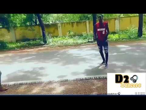 Mayorkun - mama (official dance video ) d2 dancer's