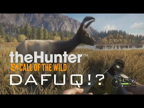 TheHunter: Call of the Wild – Funny Compilation #1