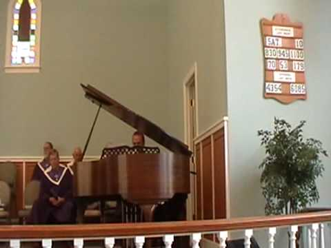 Brandon Noel - My Anchor Still Holds/Bethia UMC