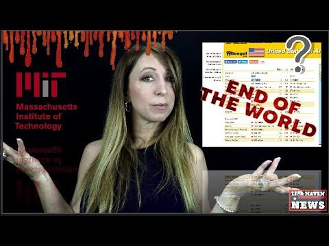 """It's Not Just Deagel Anymore—MIT Predicts Dramatic Death-Drop In 2020 and The """"End� in 2040…"""