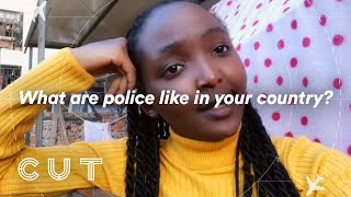 What are police like in your country?   Around the World   Cut