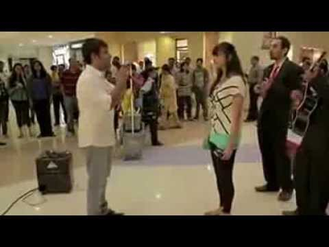 Funny Marriage Proposal Reject In Mall By Poor Indian Youtube