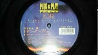 E.T.D. - Right Here Waiting (Party Mix).CARLOS