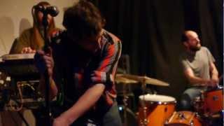 CLECKHUDDERSFAX Live @ La Bascule Rennes 13/01/2013 (Interzones Show) Full Set! 1/2