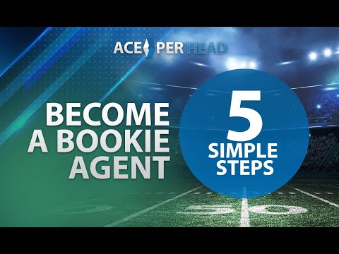 Become a Bookie Agent in 5 Simple Steps, Best Pay Per Head S