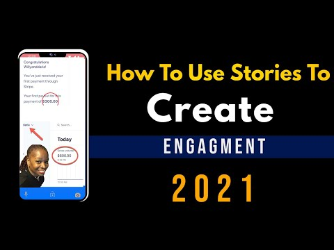 How to use Stories to Create Engagement
