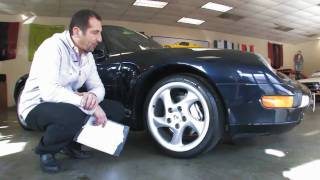 1996 Porsche 911 C4 SALE Tony Flemings Ultimate Garage reviews horsepower ripoff complaints video