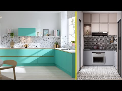 120 Modern L Shape Kitchen Designs Small Modular L Type Kitchen Design Ideas Youtube