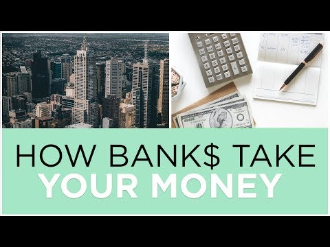 5 Ways Banks Can Legally Screw You | The 3-Minute Guide
