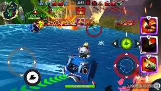 Battle Bay Play with OFA_CHIPPER 5000 infamy(Defender) finally.....