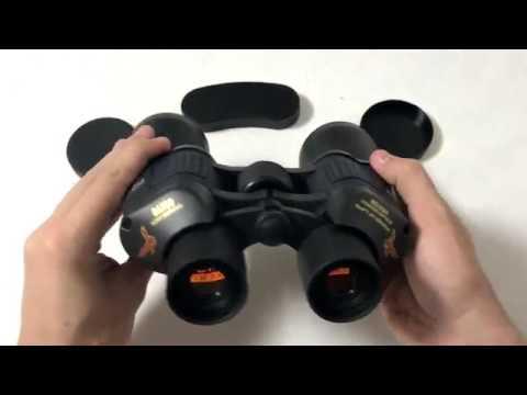 prismaticos y telescopio