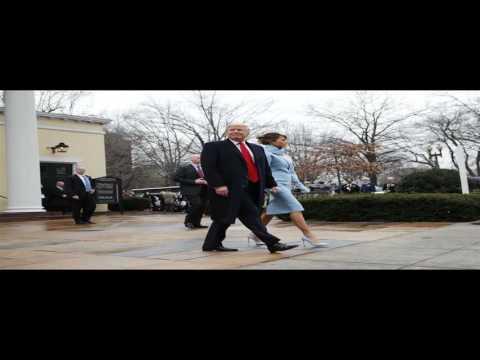 A Tease: donald trump president crowd